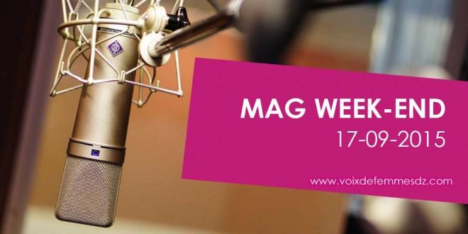 Mag WEEK-END 17-09-2015