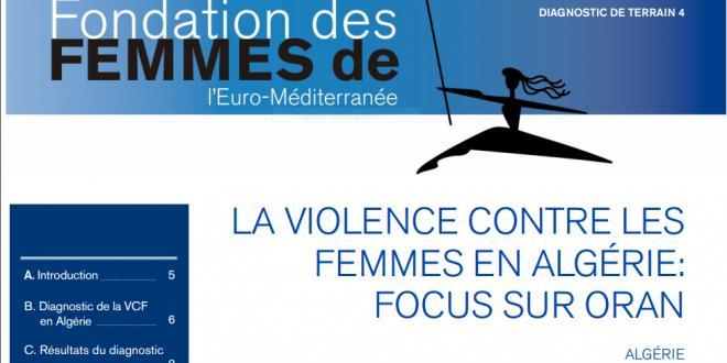 Diagnostic de terrain : La violence contre les femmes en Algérie – Focus sur Oran